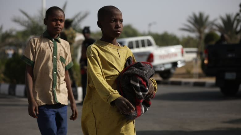 بعد سلسلة من عمليات خطف الطلاب من مدارس نيجيريا .. إطلاق سراح 42 منهم