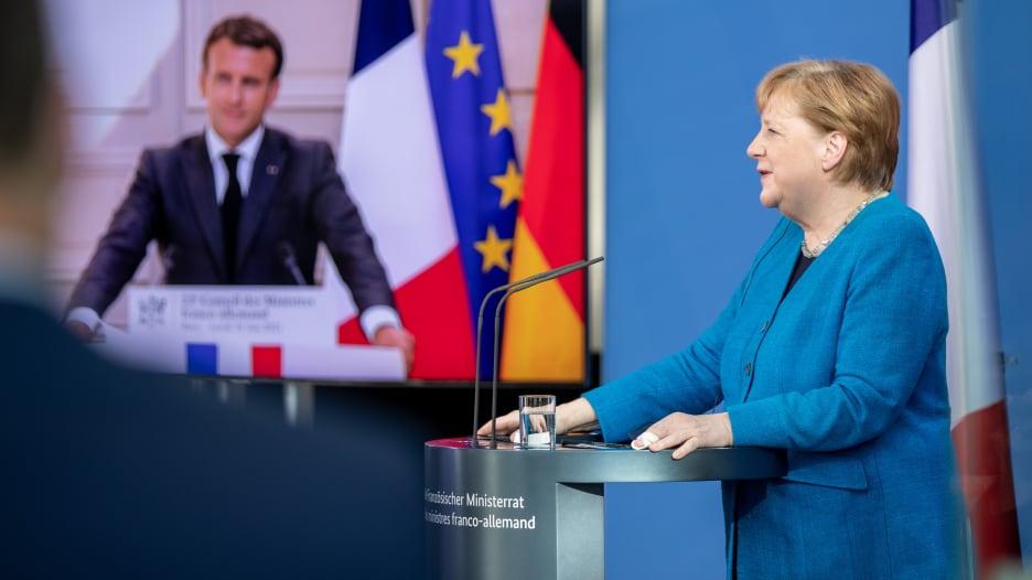 """فرنسا وألمانيا تسعيان """"لتوضيح كامل"""" من أمريكا والدنمارك بشأن تقرير التجسس"""