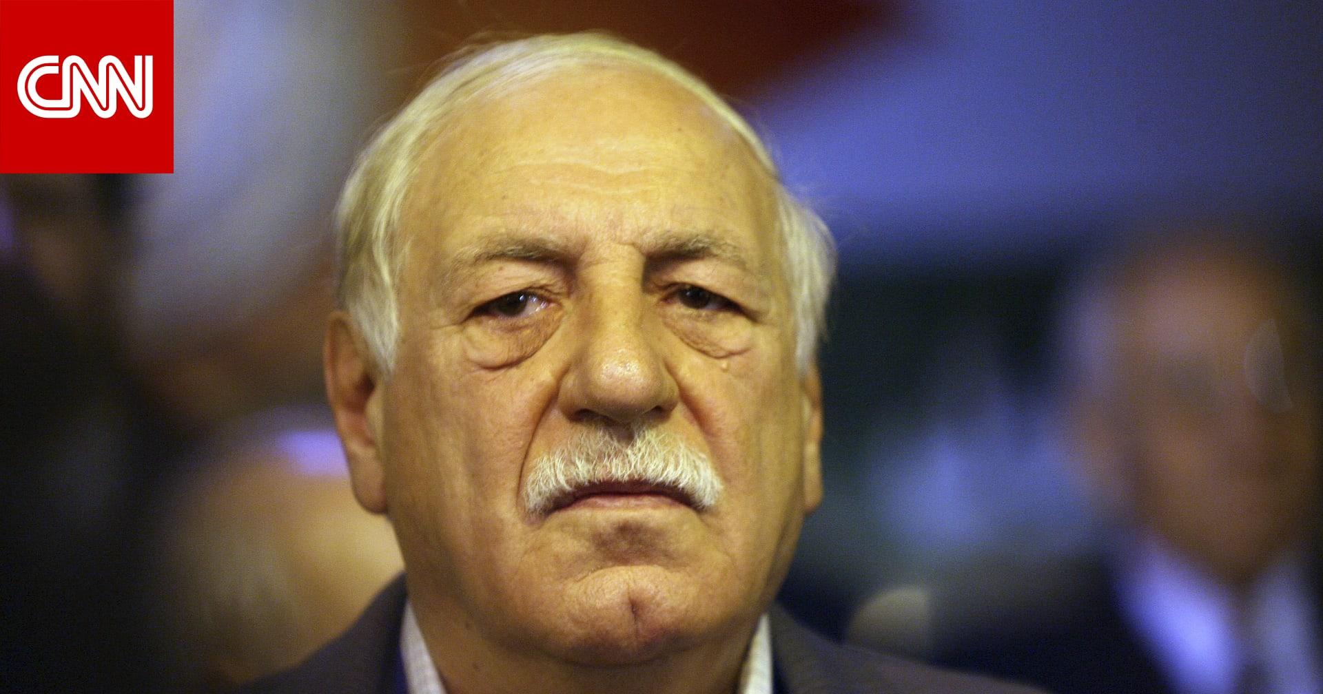 """وفاة مؤسس """"الجبهة الشعبية لتحرير فلسطين"""" أحمد جبريل في دمشق عن عمر يناهز 83 عامًا"""