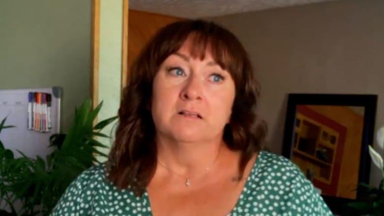 أرملة تكشف عن وصية زوجها قبل وفاته بمرض فيروس كورونا