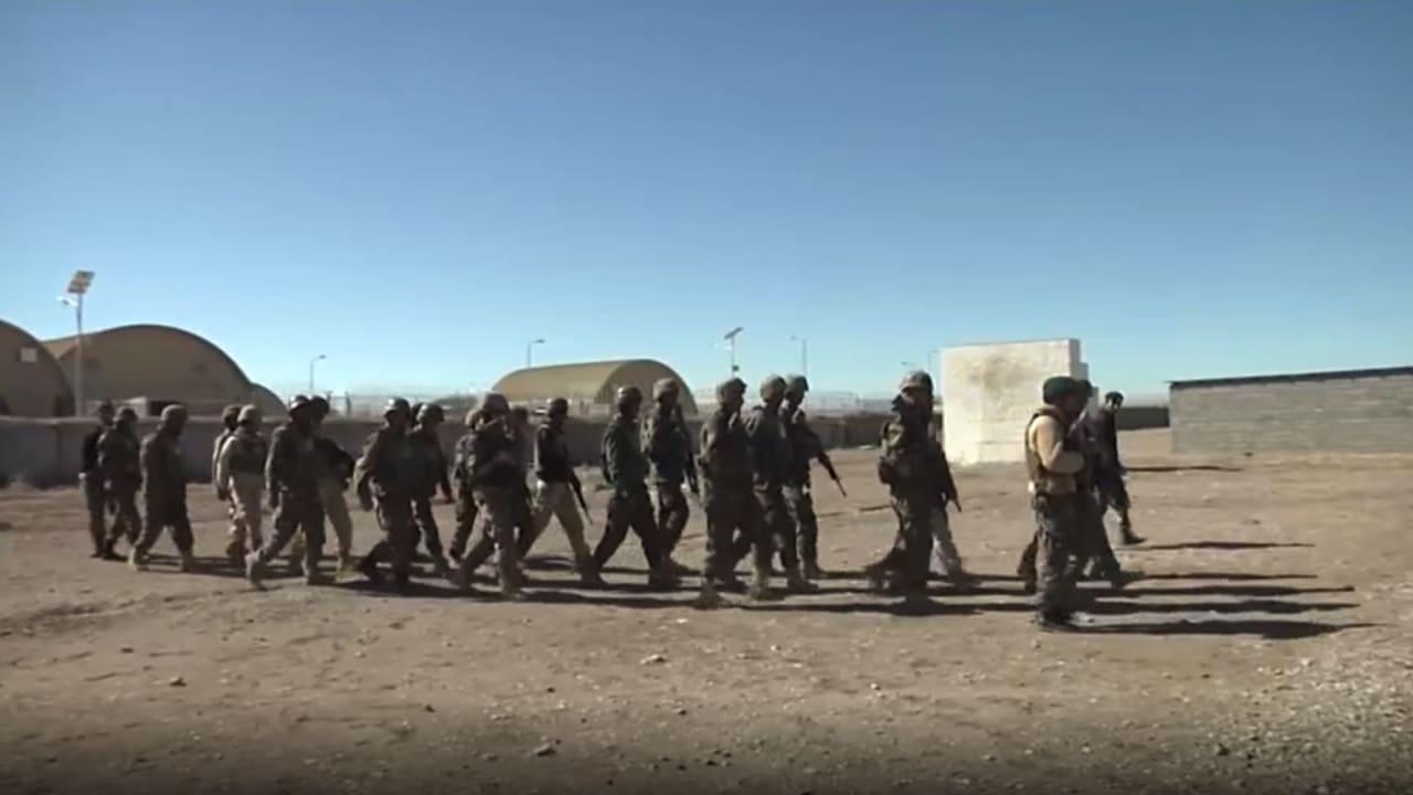 الجيش الأمريكي يقصف معداته العسكرية التي استولت عليها طالبان بأفغانستان