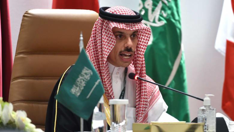 صورة أرشيفية لوزير الخارجية السعودي