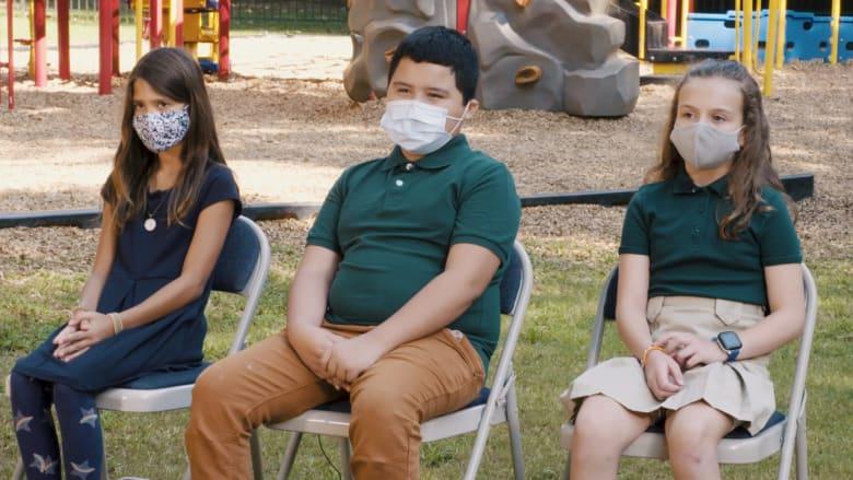 """""""لدي مصدر قلق واحد"""".. الدكتور غوبتا يجيب على أسئلة أطفال عن لقاح كورونا"""