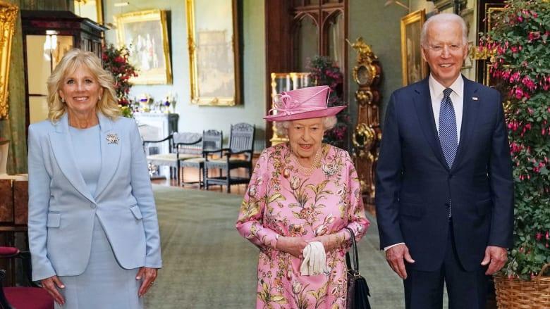 14 رئيساً أمريكياً قابلتهم الملكة اليزابيث