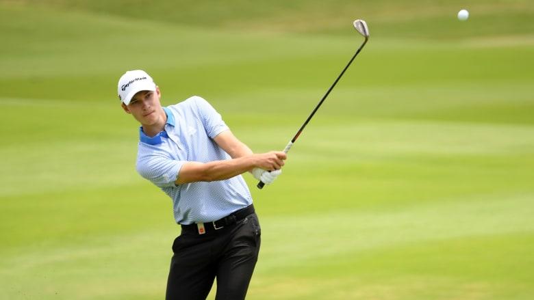 راسموس هويغارد.. المراهق الذي يمثل مستقبل لعبة الغولف