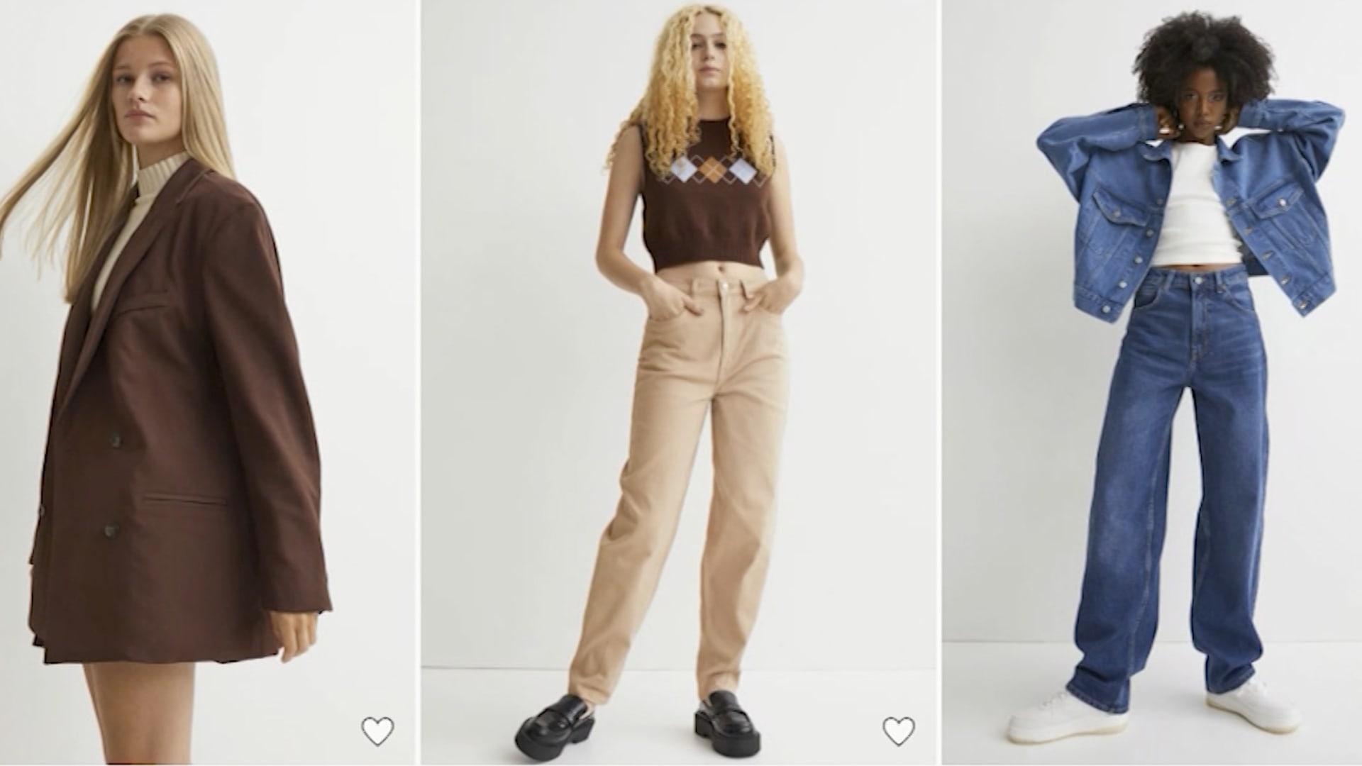 سروال جنيز وملابس رياضية.. إليكم موضة الملابس هذا الخريف
