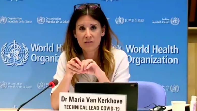 مسؤولة بمنظمة الصحة العالمية تحذر: نحن في مرحلة حرجة من الجائحة